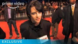 Robert Pattinson & Kristen Stewart at the New Moon Fan Party | Prime Video