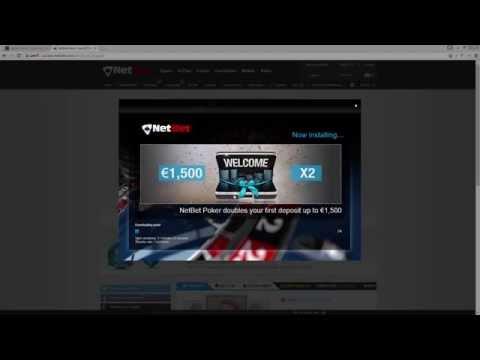 How To Register At Netbet Poker