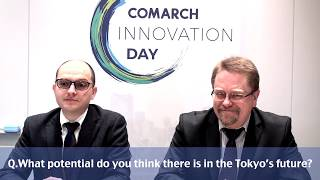 Interviews with Comarch SA, attracted in 2017