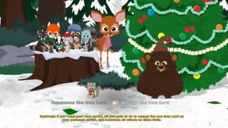 Woodland Critter Christmas Secret Area - South Park The Stick of Truth