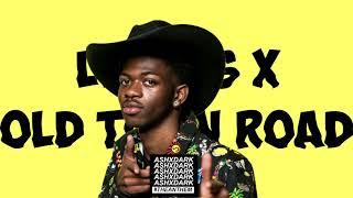 ASH & Dark - Old town road - Remix (The anthem)