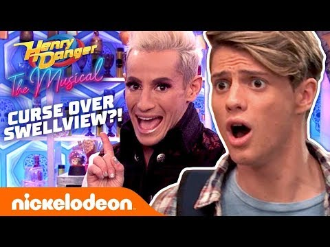 henry-danger:-the-musical-|-exclusive-sneak-peek-😱-there's-a-curse-over-swellview!-|-nick