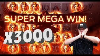 🔥ABSOLUTELY CRAZY MULTIPLIER WIN VIKINGS SLOTS (NetEnt) ★SixSlots★🔥