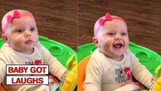 Adorable Happy Babies!   Cute Baby Compilation 2018