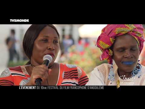 Appoline Traoré, Naky Sy Savane  et Amélie Mbaye : Leur film