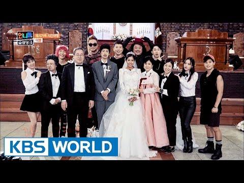 Jessi's fake wedding ceremony [Sister's Slam Dunk/2016.11.18]