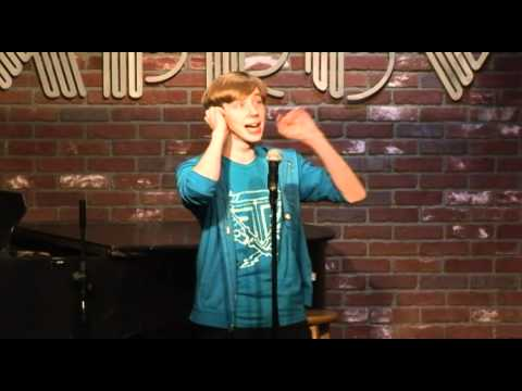 Joey Luthman Stand Up  Age 14 12