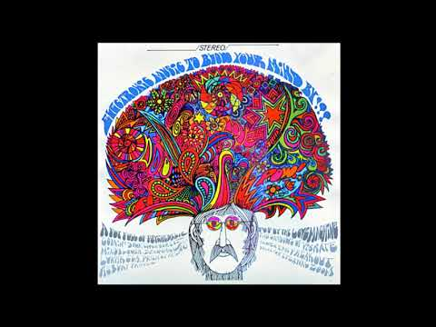The love machine - Electronic music to blow your mind by (1968) Full Album
