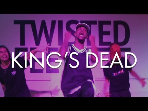 Jay Rock Kendrick Lamar Future James Blake - Kings Dead / Choreography by Johnny JBLAZE Erasme