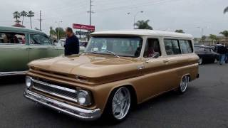"65 Chev C10 Suburban Donut Derelicts Weekly ""Old School SUV Pick"""
