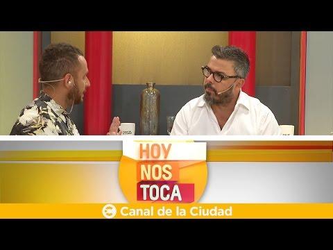 """<h3 class=""""list-group-item-title"""">Toda la información, actualidad y nos visita Donato De Santis en Hoy nos toca</h3>"""