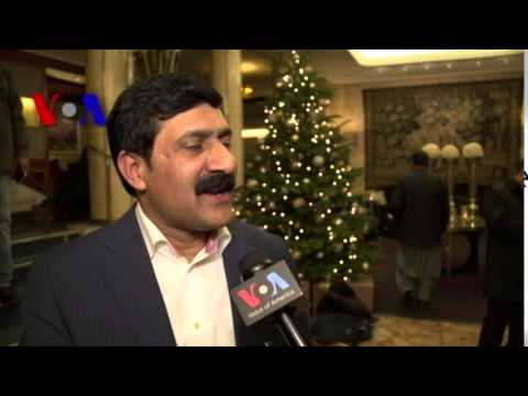 Malala Yousafzai's father Mr. Ziauddin's Interview with VOA