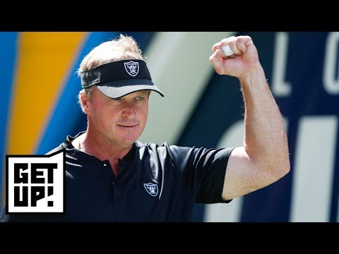 How Jon Gruden\'s public criticism of players hurts the Oakland Raiders | Get Up!