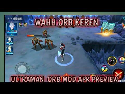 download game ultraman orb mod apk