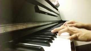 林俊傑 JJ Lin - 可惜沒如果 If Only - 鋼琴 Piano Cover