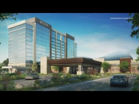 Elk Grove 'Ghost Mall' Demolition Paves Way For New Casino, Resort
