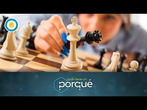 Todo tiene un porqué - ¿Por qué el ajedrez es un deporte? (1 de 3)