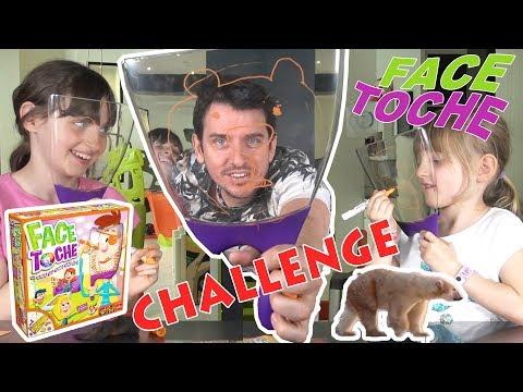 JEU • FACETOCHE CHALLENGE EN FAMILLE - Studio Bubble Tea