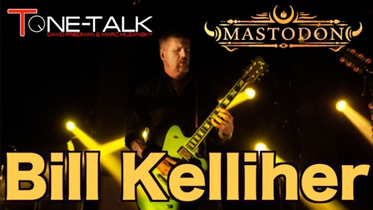 Ep. 72 - Bill Kelliher of Mastodon!