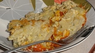 Herb And Sweet Onion Scalloped Potatoes