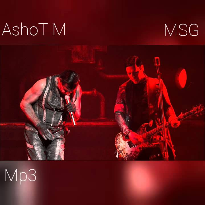 Rammstein Buckstabu Live From Madison Square Garden Am Youtube