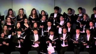 Shenandoah, UCLA Chorale