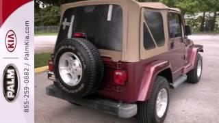 2001 Jeep Wrangler Ocala FL The Villages, FL #KD0460A