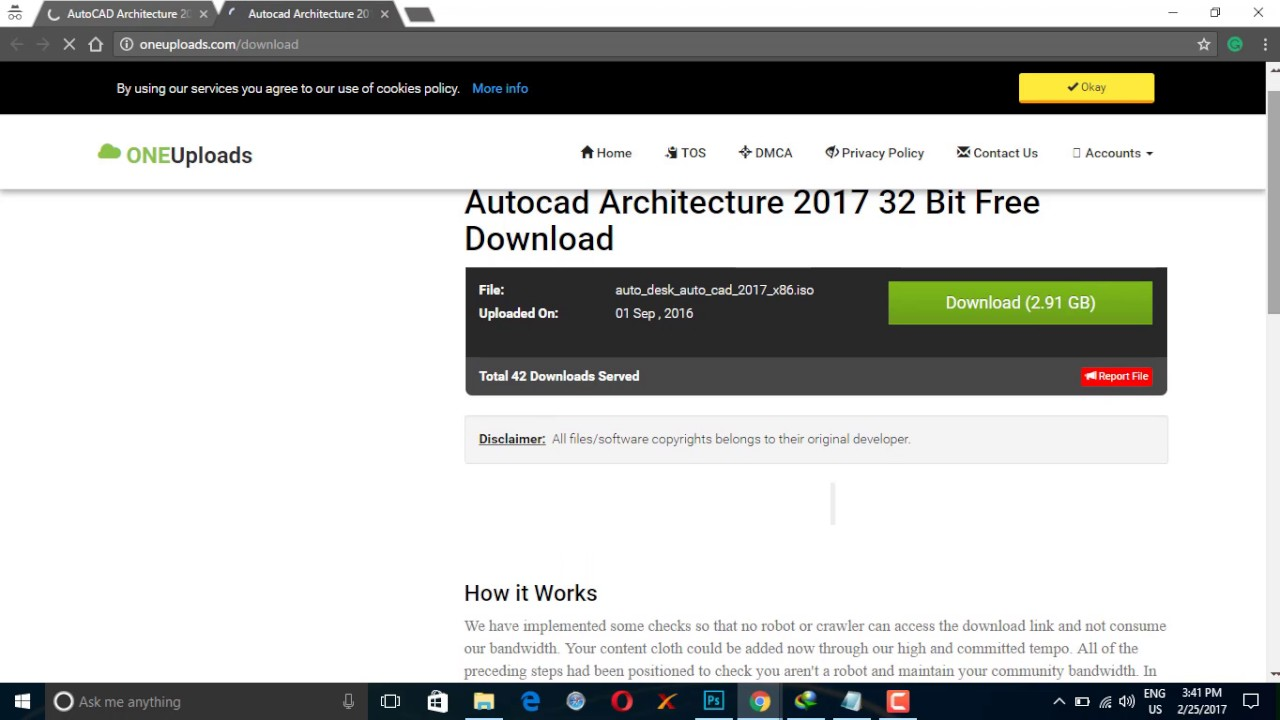 autocad architecture 2016 download free full version
