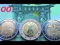 2 euro Germany 2002 2010 2011 2012 2016  A  D  G  F  J  Coin 2 евро Германии