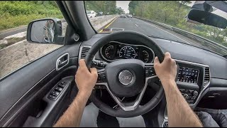 Jeep Grand Cherokee | 4K POV Test Drive #238 Joe Black