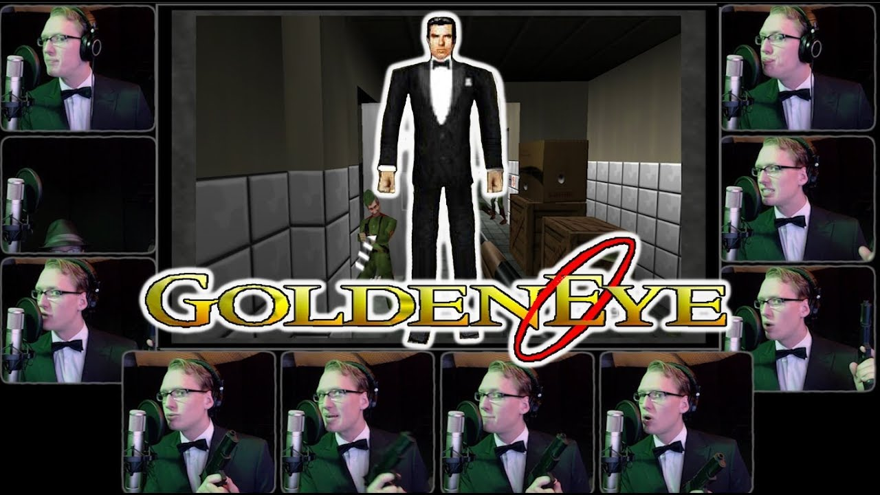 Goldeneye Watch Theme - The Widdler Does anyone have the ...