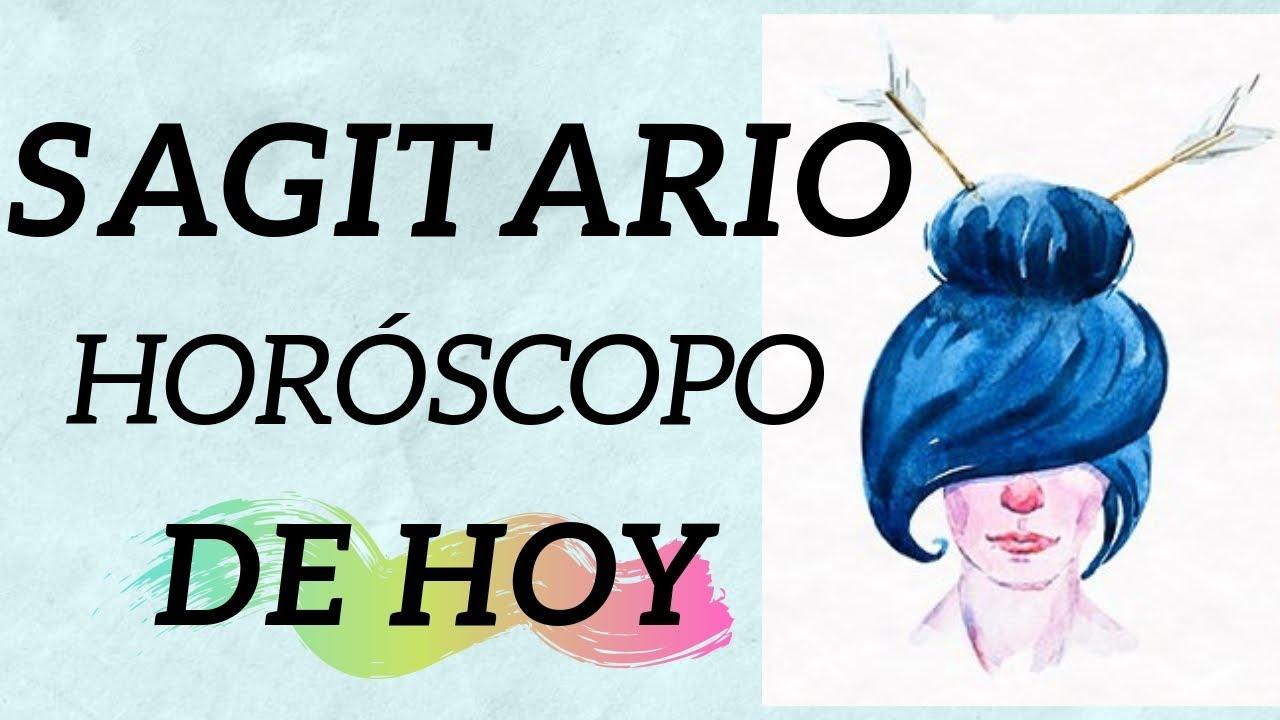 Horoscopo SAGITARIO HOY Martes 4 De Agosto 2020
