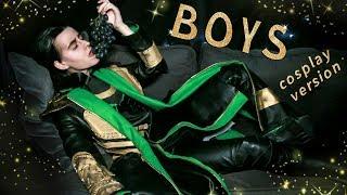 BOYS - MULTIFANDOM CMV || 10K SUB VIDEO!