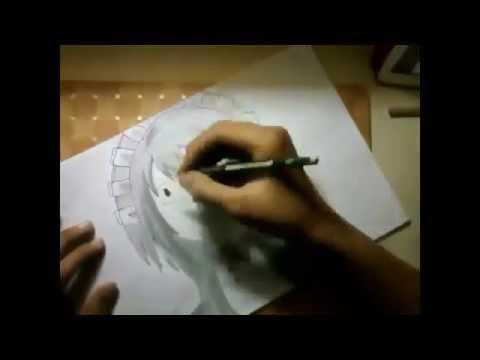 How to draw Misaki (Maid sama)