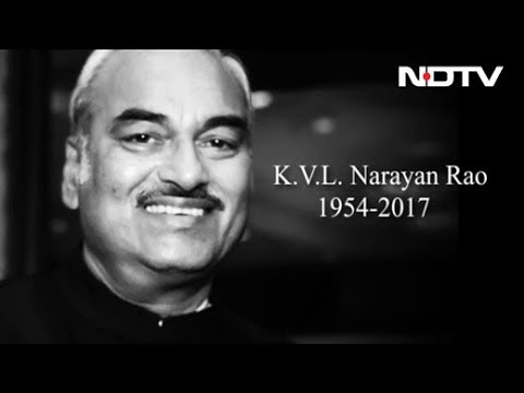In Memory Of Narayan Rao, From All Of Us At NDTV