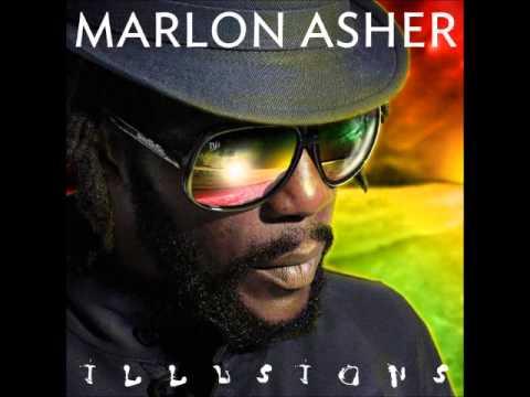 Marlon Asher - Man A Rock (2015)