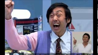 有吉弘行のラジオ、サンデーナイト・ドリーマーの一幕です」。