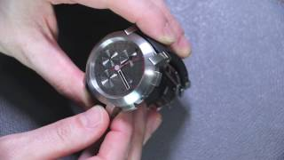 Xemex XE 5000 Chronograph Watch Review   aBlogtoWatch