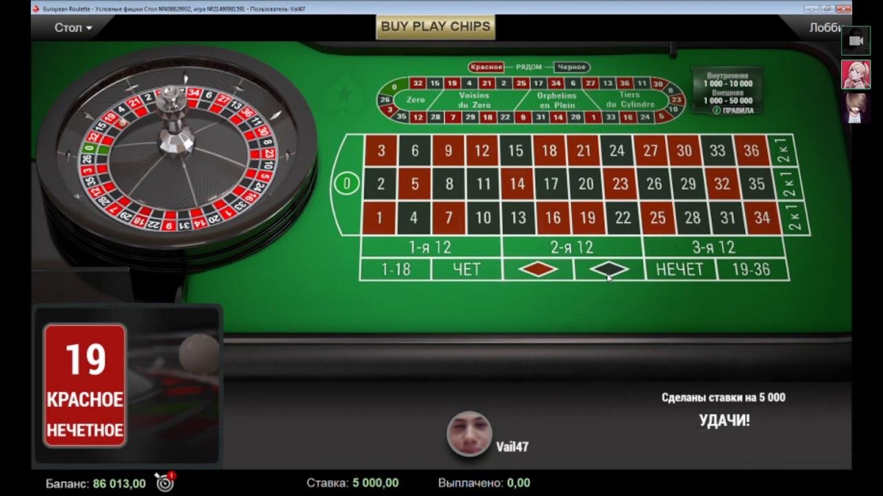 Sistema roulette legge del terzo