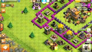 CLASH OF CLANS STRATEGIES AND BASE DESIGNS PARTIAL