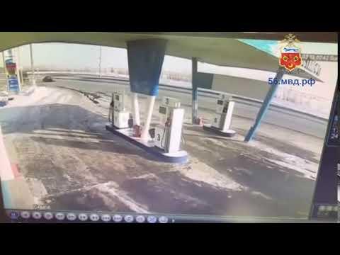 ДТП на Илекской