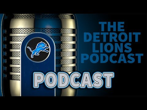 Detroit Lions Podcast 2019 NFL Draft Party