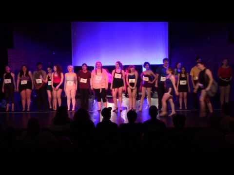 A Chorus Line 2017 NSAA Musical Theater Part 1 of 3