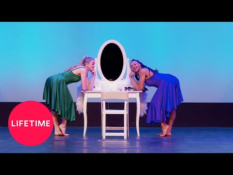 "Dance Moms: Full Dance: Chloe and Nia's ""Coming to Hollywood"" Duet (Season 7, Episode 25) 