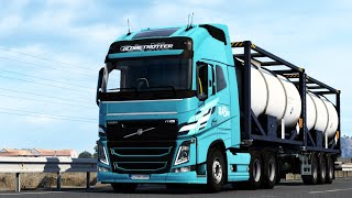 [ETS2 v1.41] Volvo FH&FH16 2012 Reworked by Eugene Unofficial Update v3.1.6