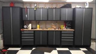 Garage Inside Pics Collection | Garage Cabinets Lowes