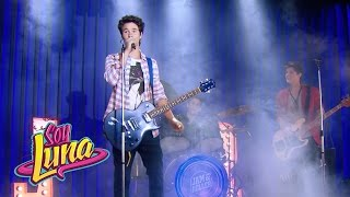 Simón, Nico y Pedro cantan Valiente | Momento Musical (con letra) | Soy Luna thumbnail