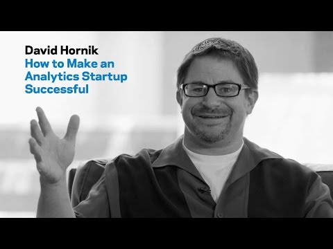 How to Make an Analytics Startup Successful