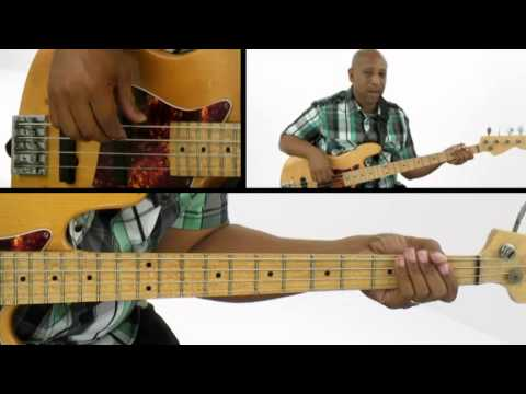 Reggae Bass Lesson - #6 Rock Steady - Andrew Ford