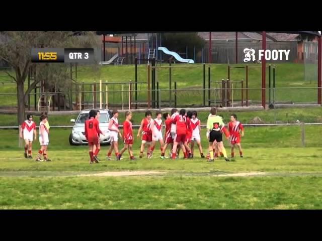 2012 SMJFL Grand Final - Under 11 Blue - Northvale v South Melbourne Red
